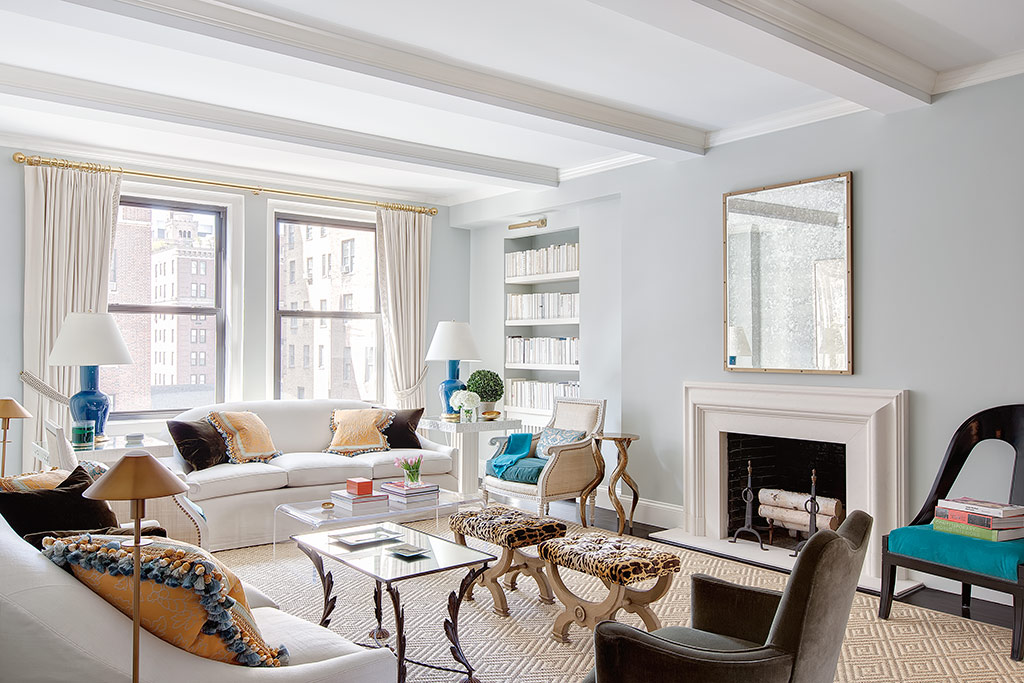 Lilly Bunn Interiors | Upper East Side via Style Fragment